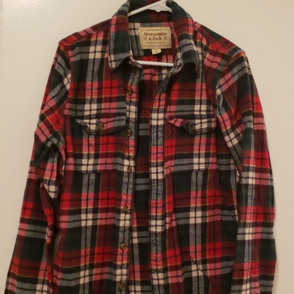 Abercrombie & Fitch Other - Abercrombie and Fitch long sleeve flannel